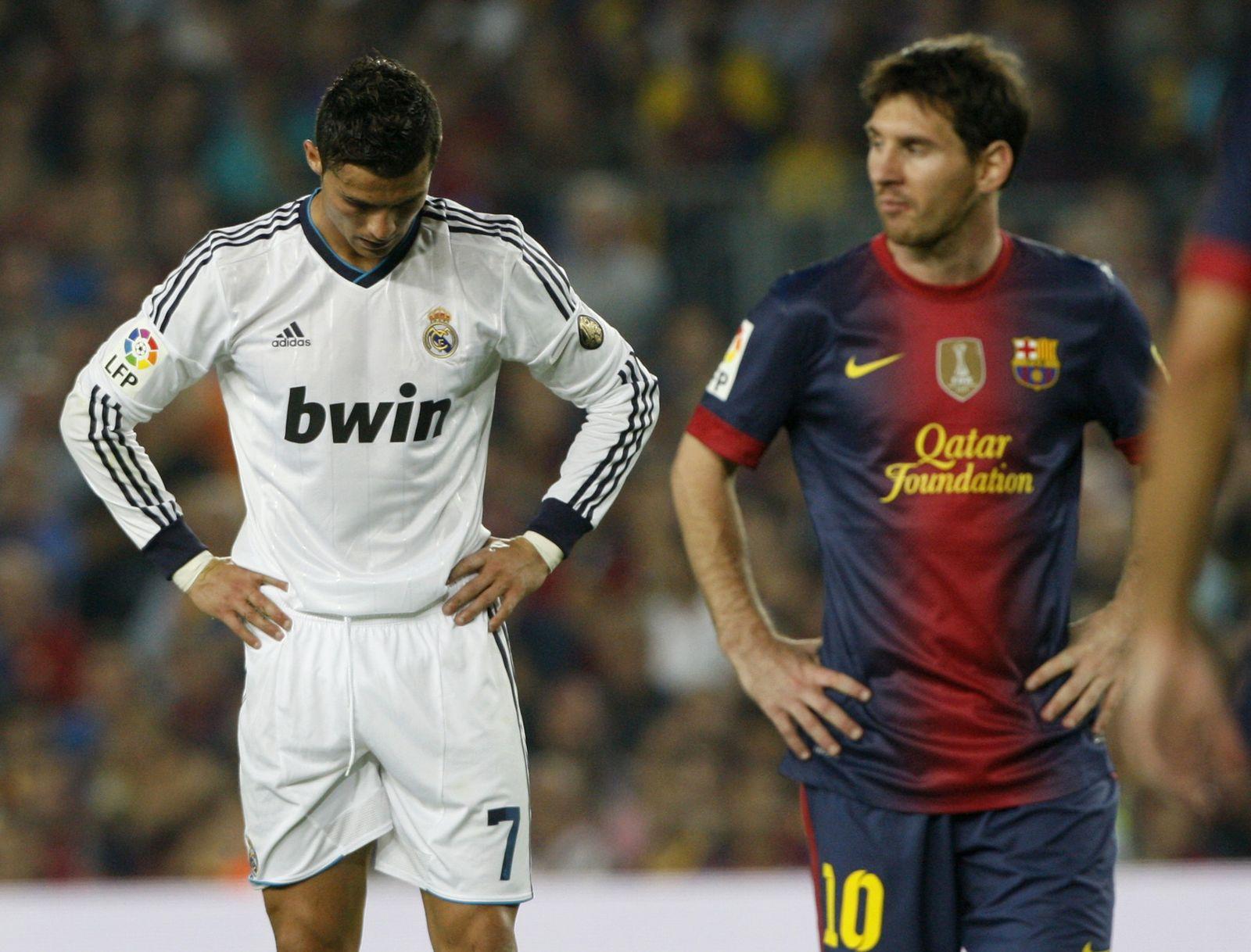 Weltfussballer 2012 Cristiano Ronaldo Muss Es Werden Der Spiegel