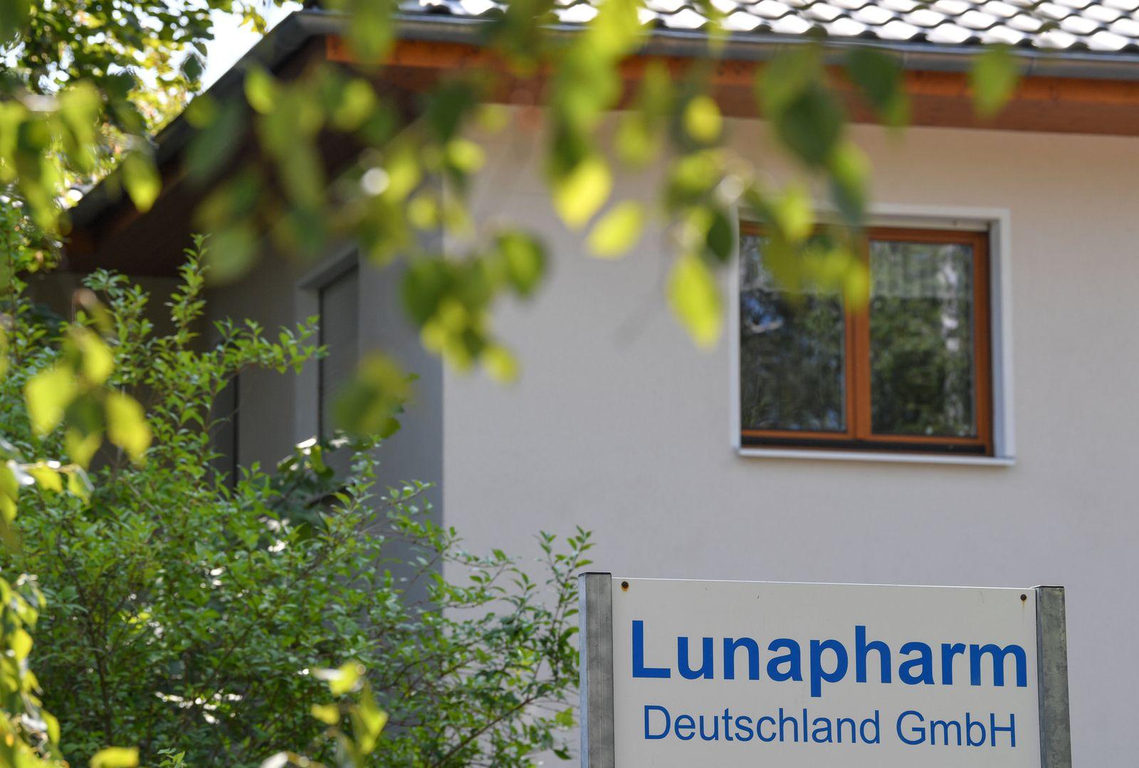 Arzneimittelskandal / Lunapharm