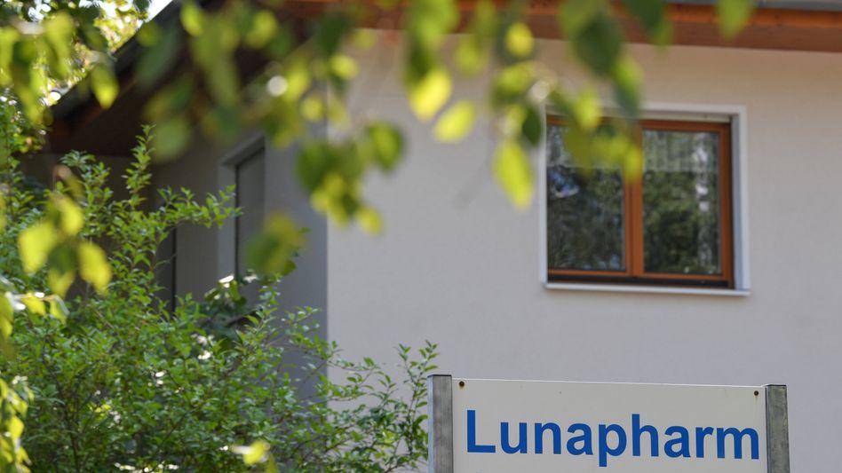 Gebäude der Lunapharm Deutschland GmbH