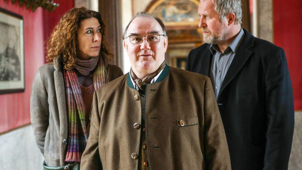 """Tatort"" mit Harald Krassnitzer: Barocker Bösewicht in barocker Tracht"