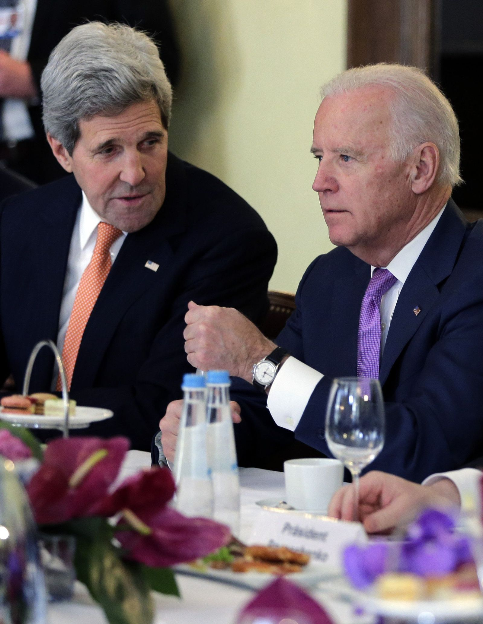 Germany EU Ukraine Diplomacy Kerry Biden
