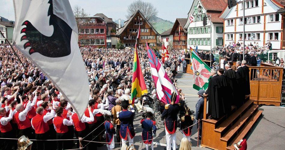Bürgerabstimmung in Appenzell: Verwirrend und unorganisiert