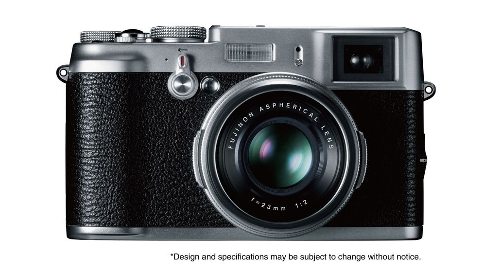 Photokina: Neue Sucherkamreas von Fujifilm und Olympus