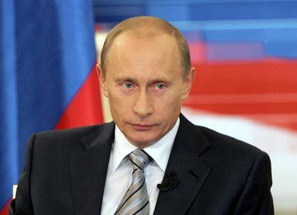 """Putin: """"Sehr angenehm, zu vermerken, dass Ihr Land die Zusammenarbeit mit der Internationalen Atombehörde verstärkt"""""""