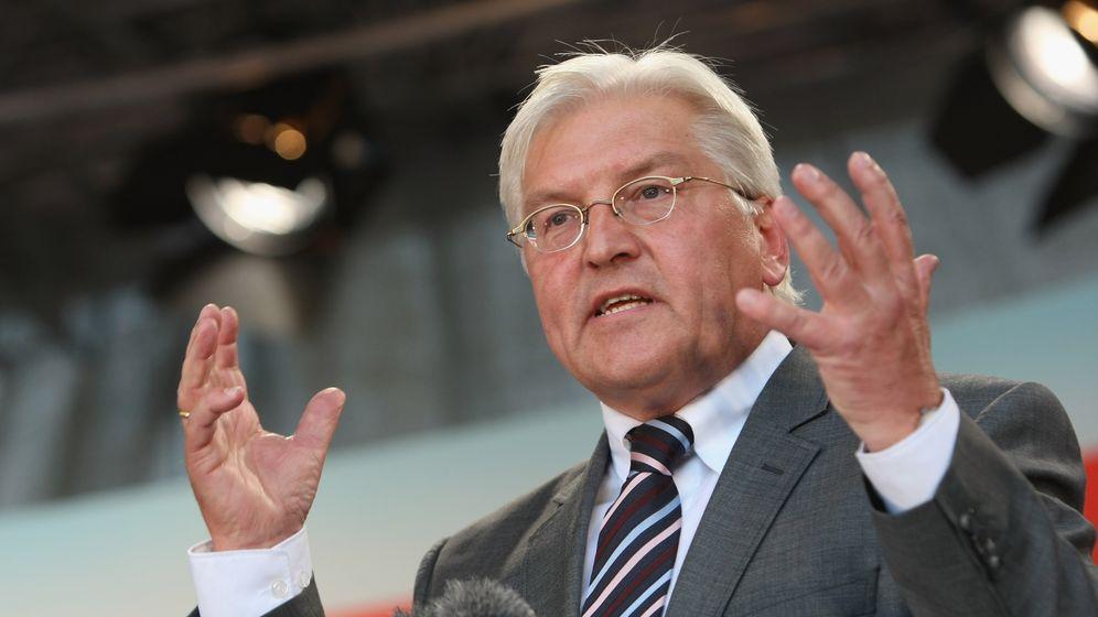 SPD-Wahlkampfauftakt: Kämpferischer Kanzlerkandidat