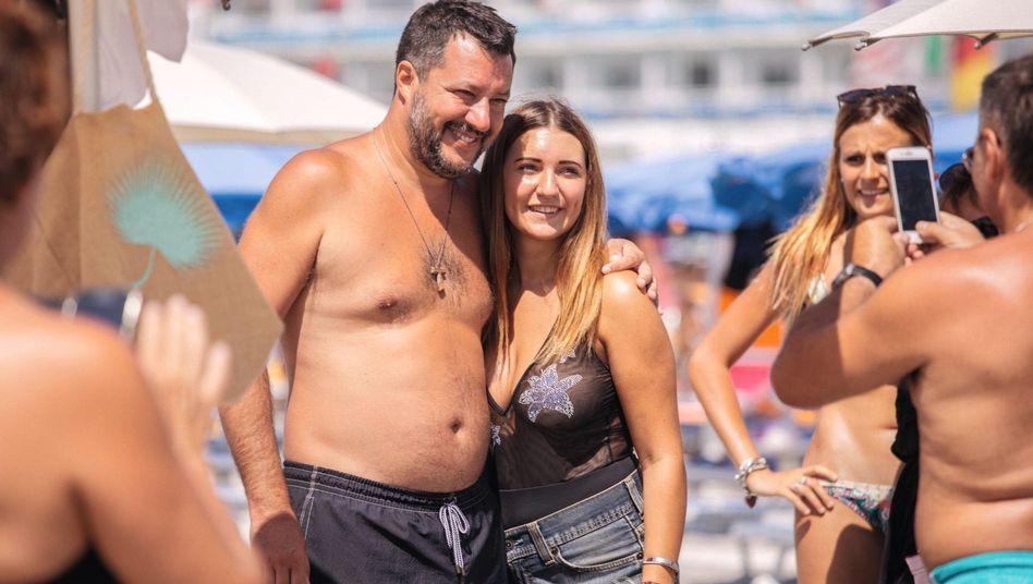 italienische nackt tv