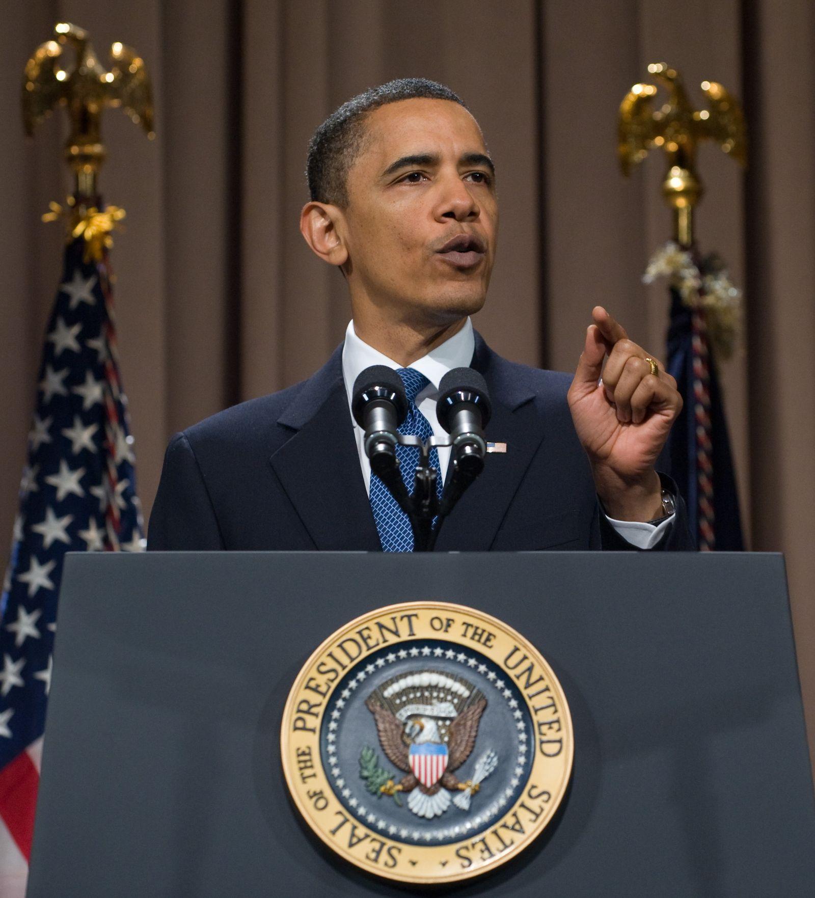 obama finanzmarkt ansprache