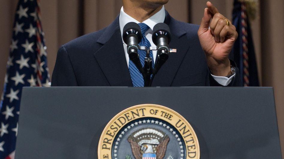 """US-Präsident Obama: """"Müssen aus der Krise lernen"""""""
