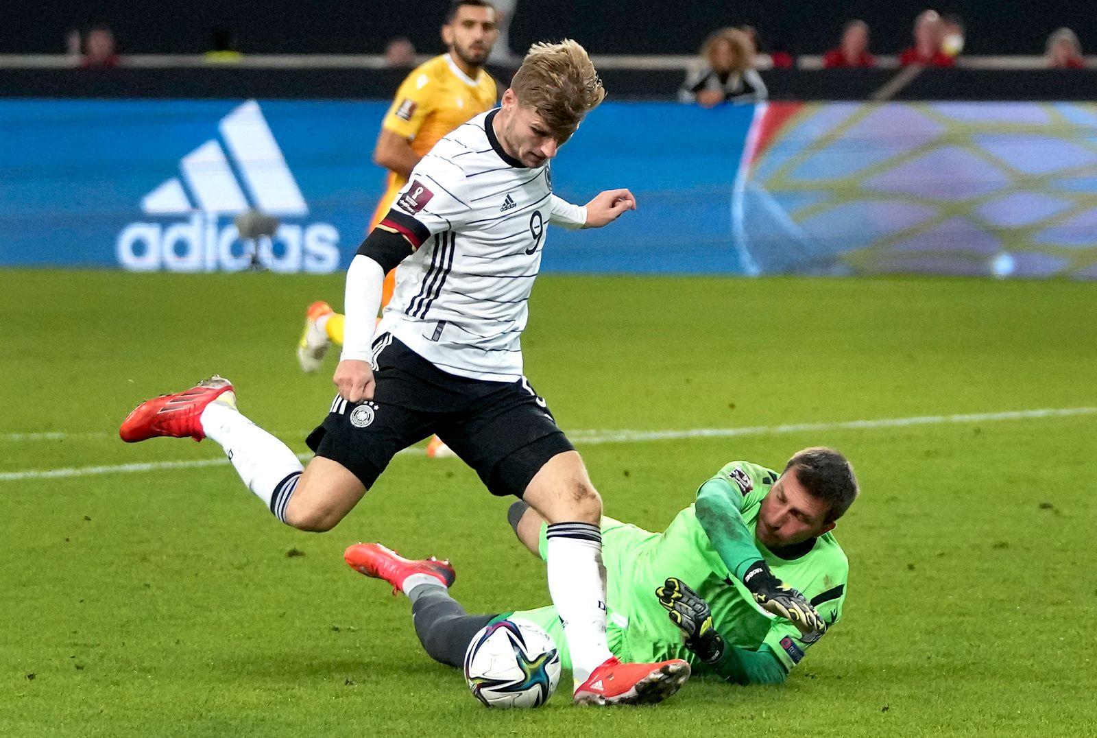 Germany Armenia WCup 2022 Soccer