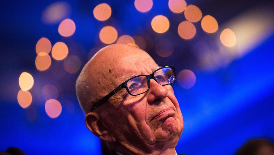 Rupert Murdoch (Archivbild)
