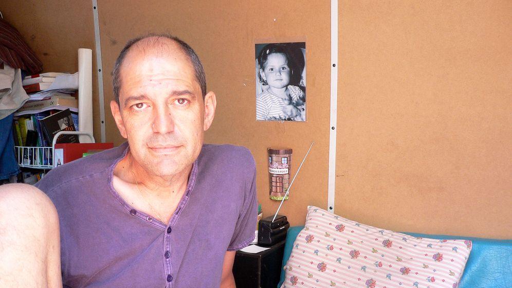 Photo Gallery: A Mayor on Hunger Strike