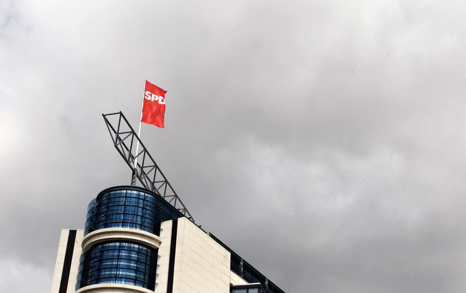 Symbolfoto SPD / Willy Brandt Haus