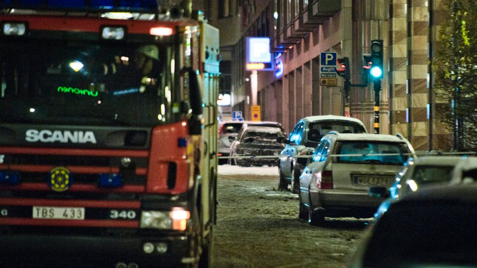 """Tatort in Stockholm: """"Es hätte ein Massaker sein können"""""""