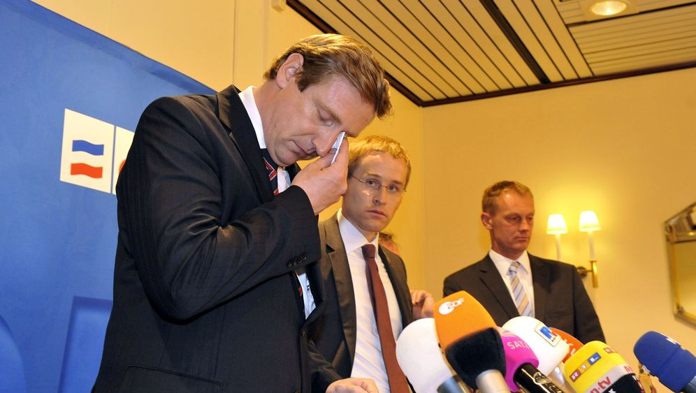 Liebesbeziehung zu Minderjähriger: Kieler CDU-Chef tritt zurück