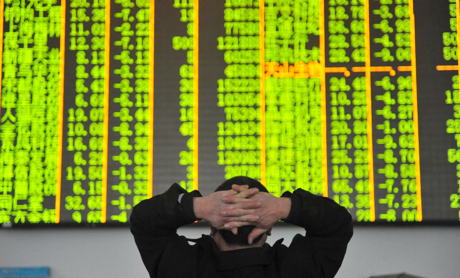 CHINA-STOCKS/CLOSE
