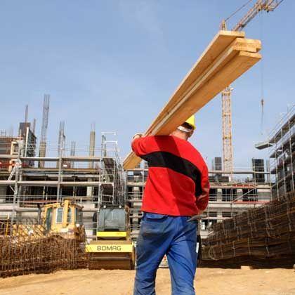 Baustelle: Gute Chancen auf langen Aufschwung