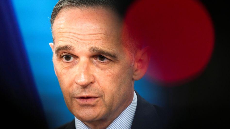 Außenminister Heiko Maas: »Ungarn sah das anders, warum auch immer«