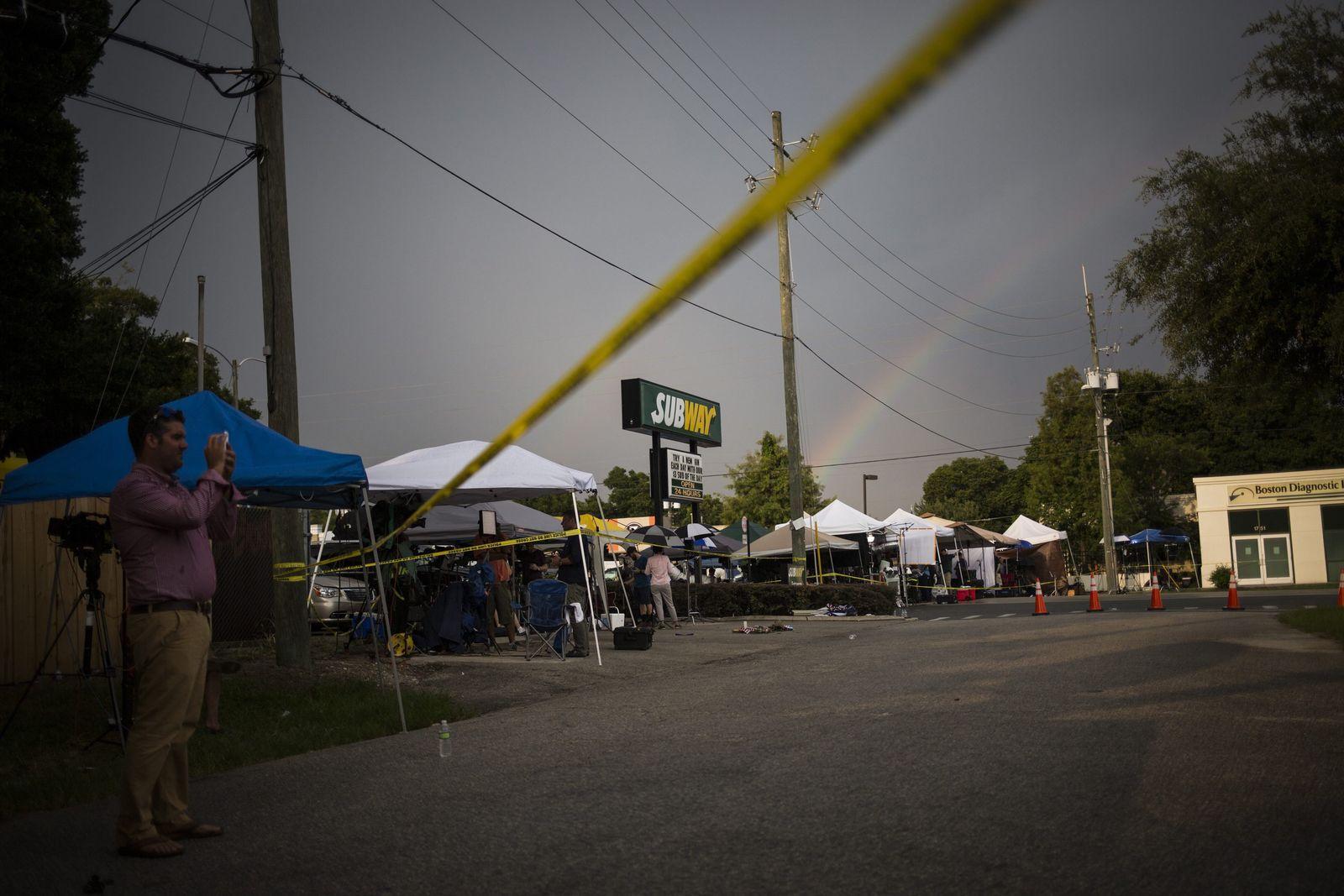 Orlando Attentat