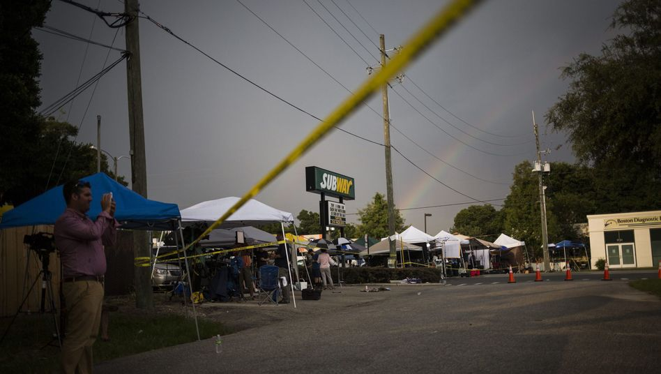 Tatort in Orlando