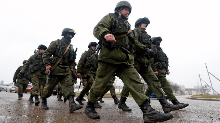 Machtkampf um die Ukraine: Ringen um die Krim