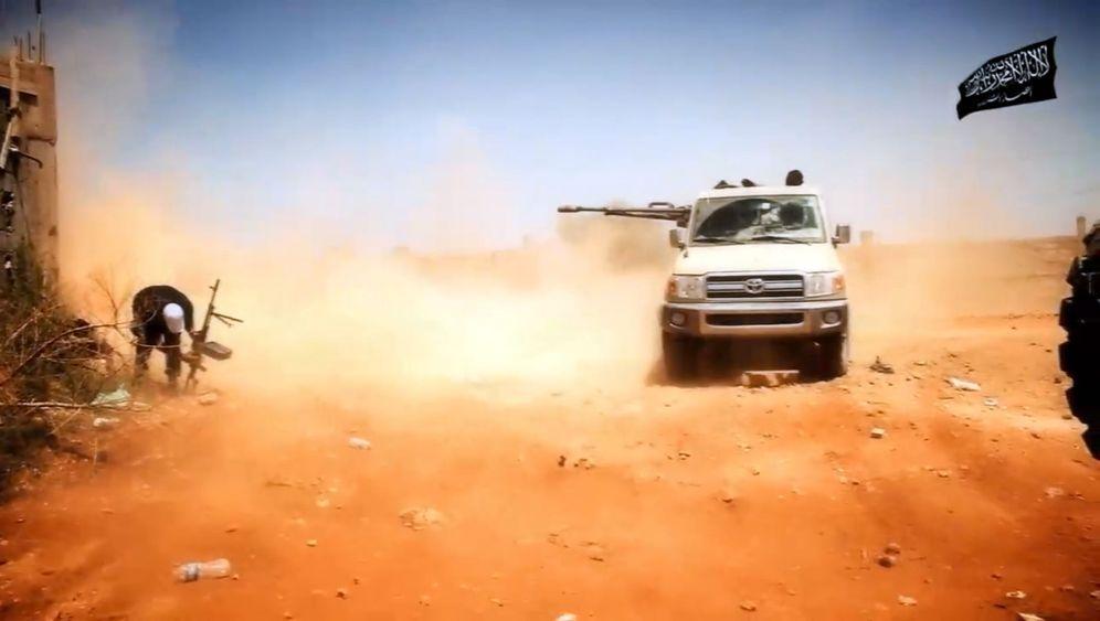 Fotostrecke: Der IS und Boko Haram