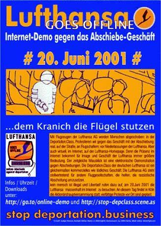 """""""Demonstrations""""-Aufruf bei Libertad.de: """"Nicht gegen Körper der User gerichtet"""""""