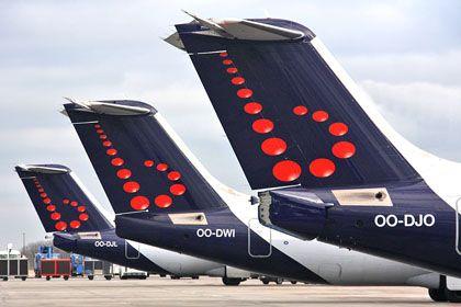 Brussels Airlines: Millionen-Ersparnis durch langsameres Fliegen