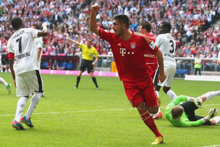 Bayern-Jubler Can: Der Mann, der lächelte