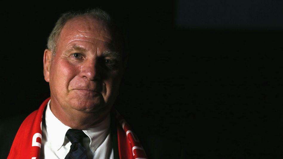 Bayern-Boss Hoeneß: Haftbefehl im März