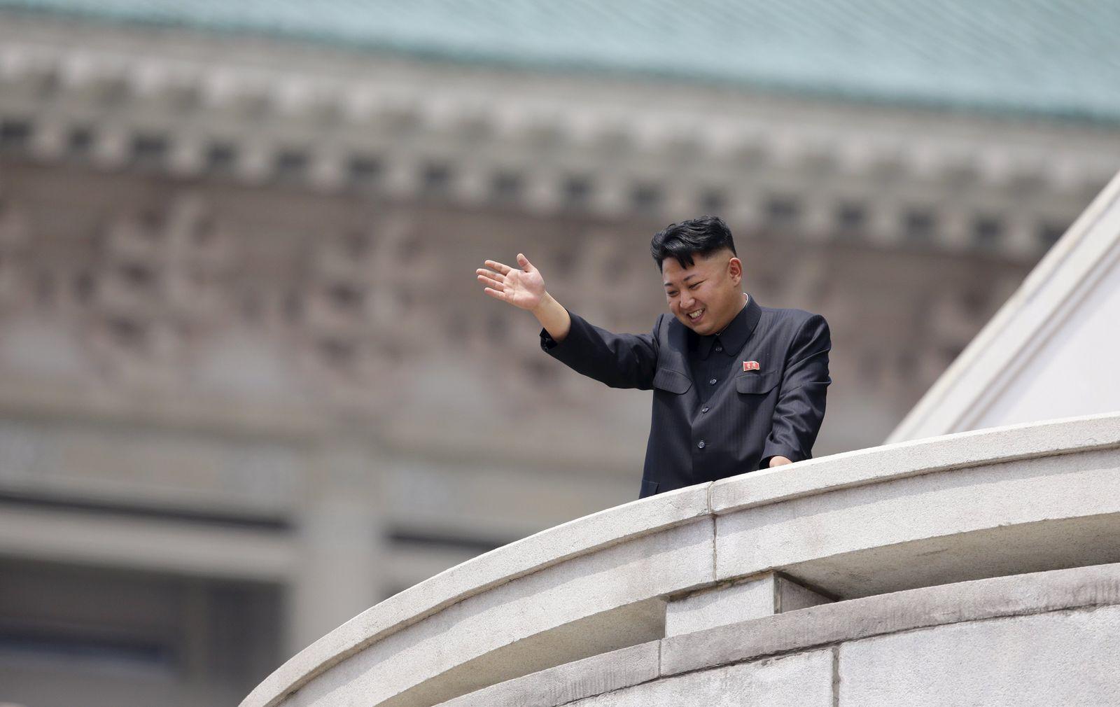 Nordkorea/Kim Jong Un