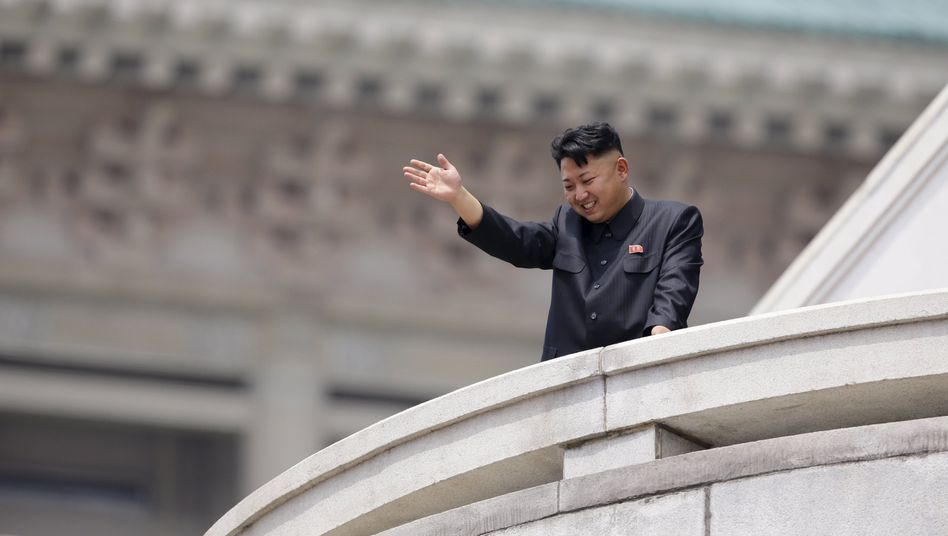 Nordkoreas Diktator Kim Jong Un: Kritik von allen Seiten