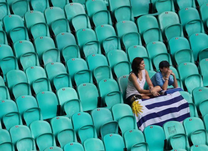 Schlecht besuchte Spiele
