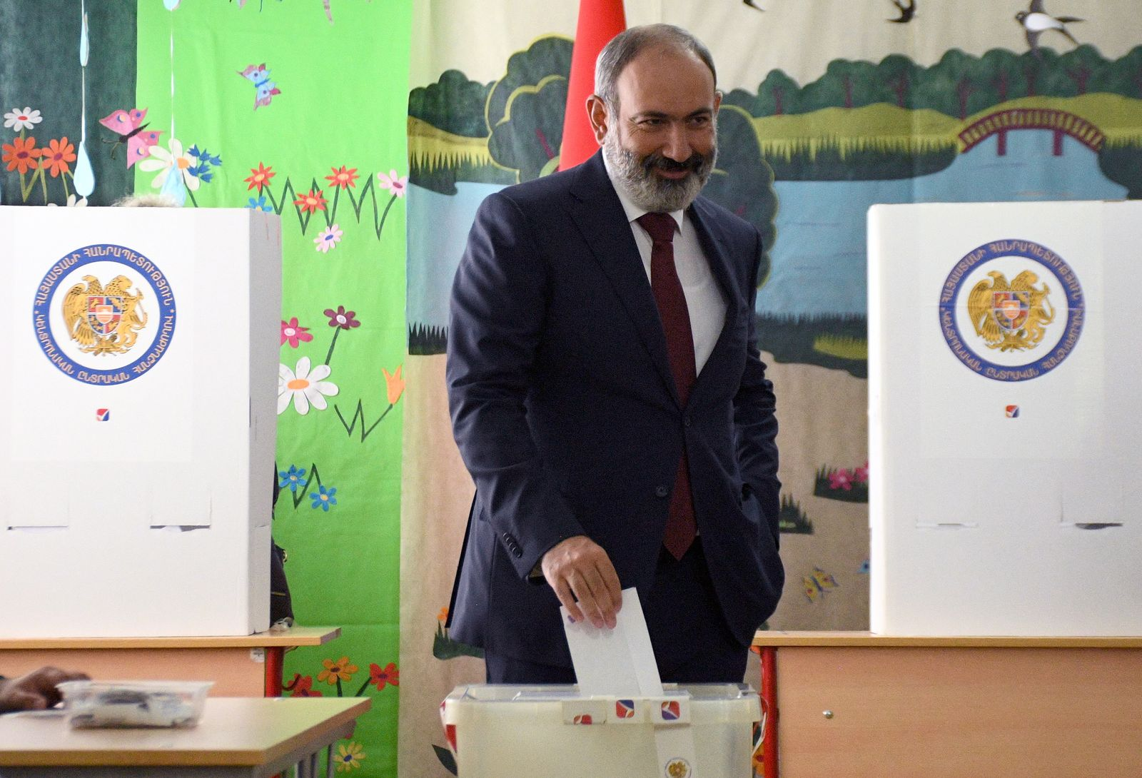 Parliamentary elections in Armenia