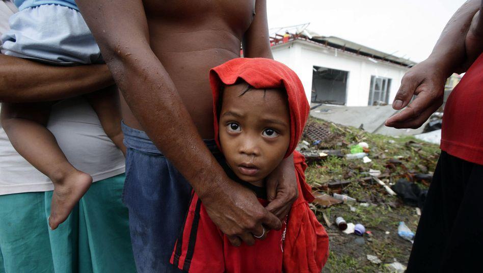 Hungernde Kinder: Vereinte Nationen sorgen sich um 1,5 Millionen Kinder