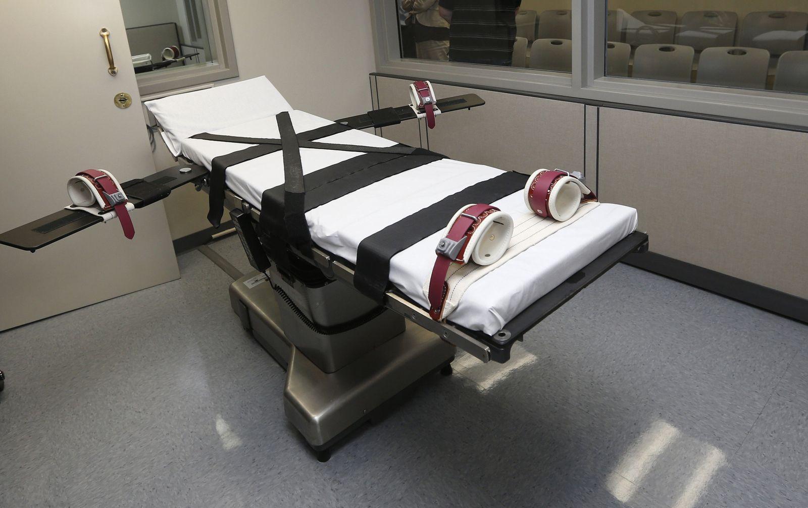 Oklahoma Executions