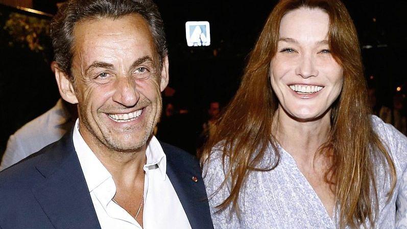 Sarkozy, Bruni