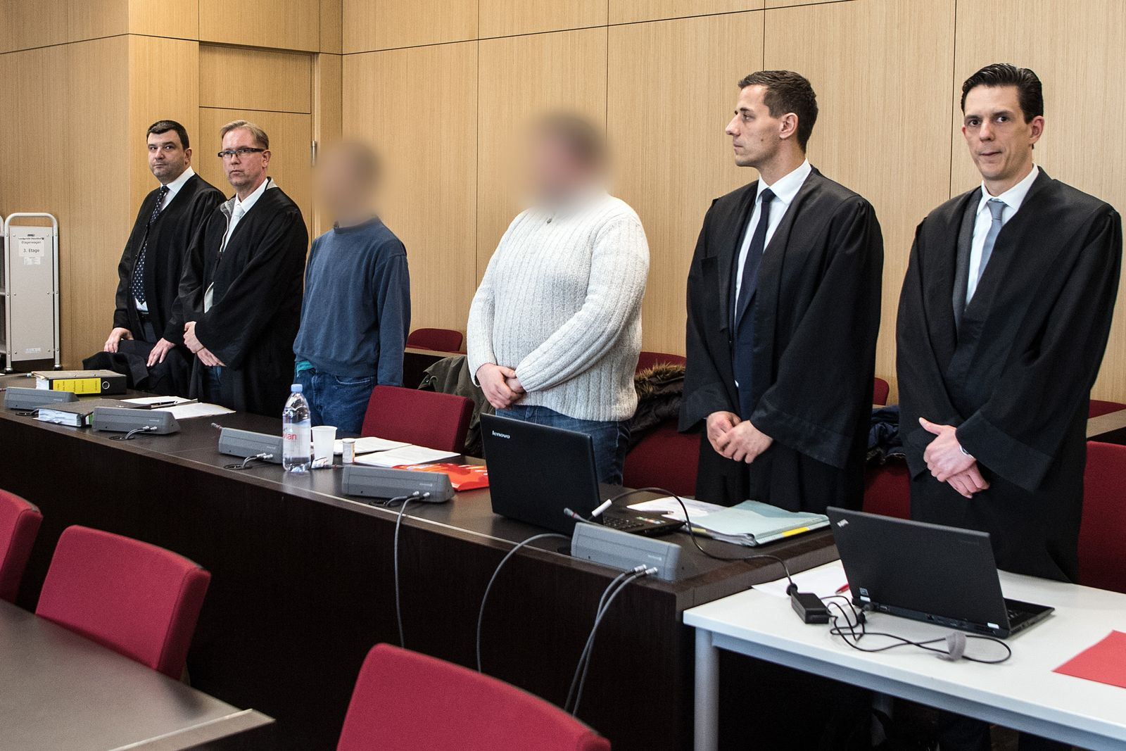 Prozess wegen Brandstiftung in einer Flüchtlingsunterkunft
