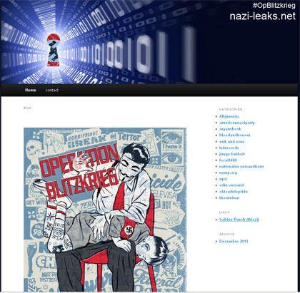 EINMALIGE VERWENDUNG DER SPIEGEL 2/2012 pp38 SPIN Nazi-Leaks