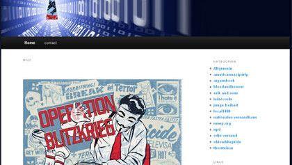 Screenshot of nazi-leaks.net