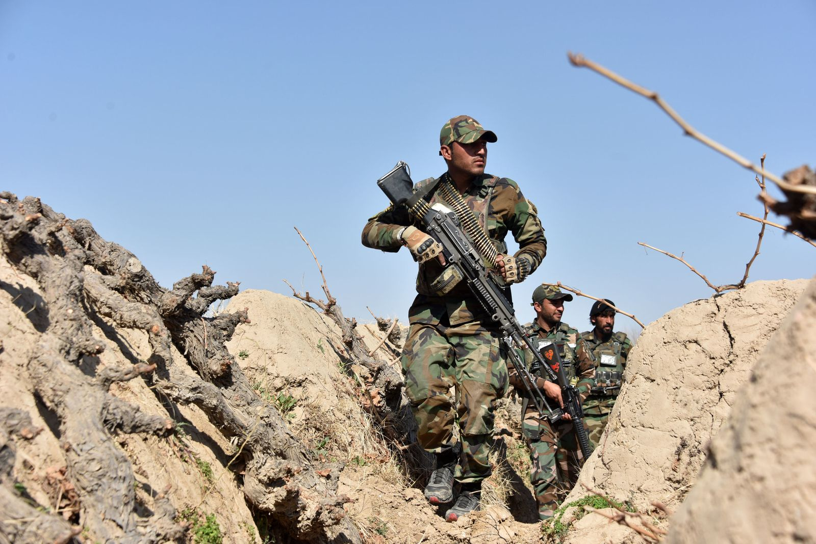 Taliban erobern weitere Gebiete in Afghanistan