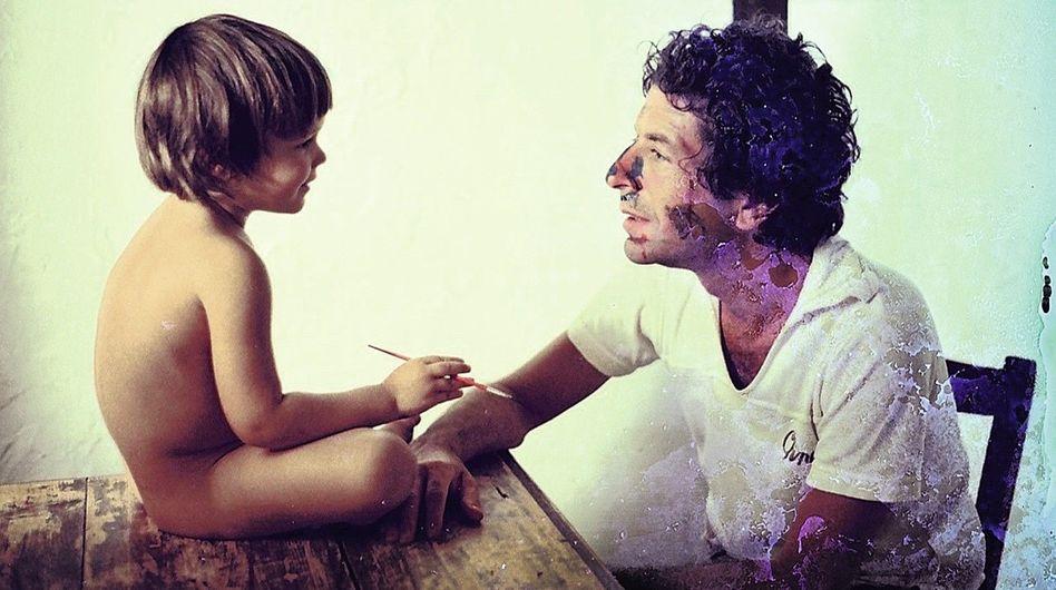 Adam, Leonard Cohen 1977