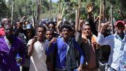 Dutzende Tote bei Protesten in und um Addis Abeba