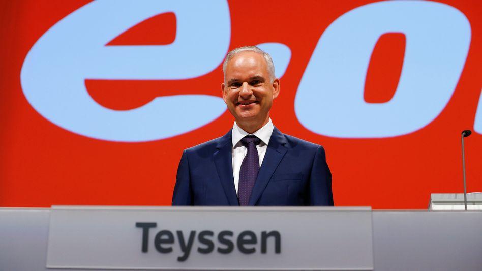 E.on-Chef Teyssen (2016)