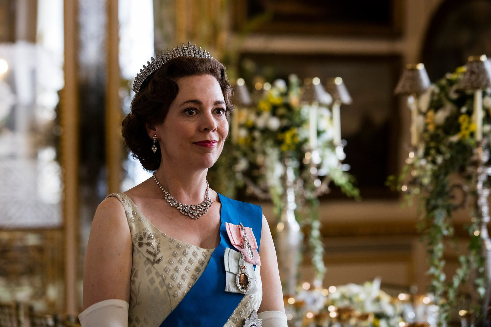 Serien/ The Crown St.3