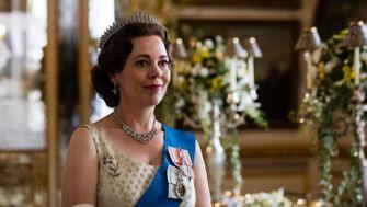 """Hat die Queen zu viel """"The Crown"""" geguckt?"""