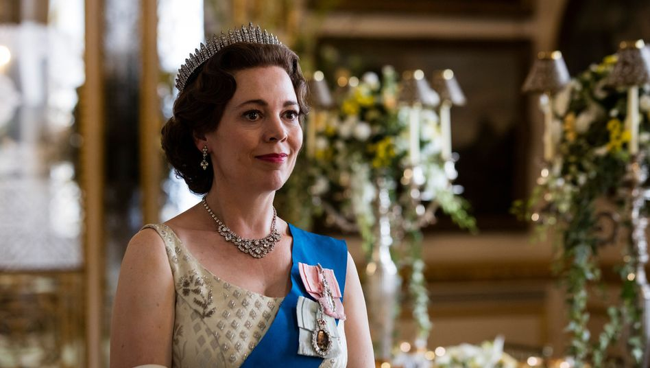 "Olivia Colman in der Netflix-Serie ""The Crown"""