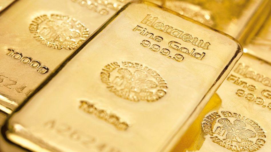 Goldbarren: Sichere Anlage in wirtschaftlich unsicheren Zeiten