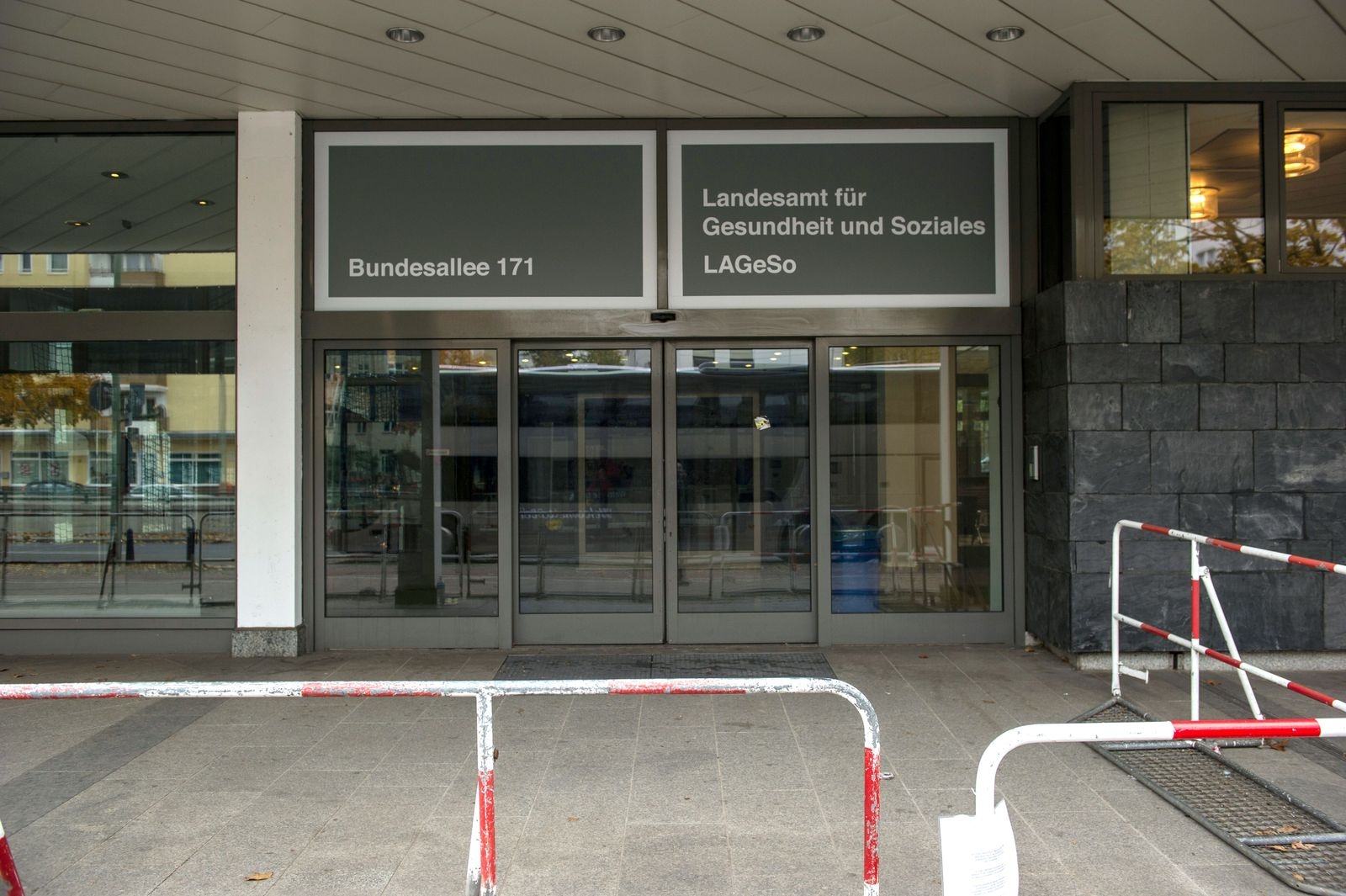 Landesamt für Gesundheit und Soziales / Berlin