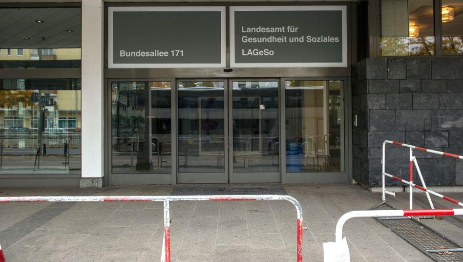 Landesamt für Gesundheit und Soziales in Berlin-Wilmersdorf