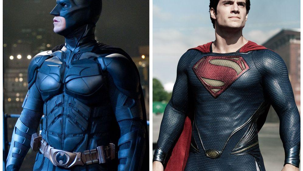 Superman und Batman im Kino: Super, diese Männer